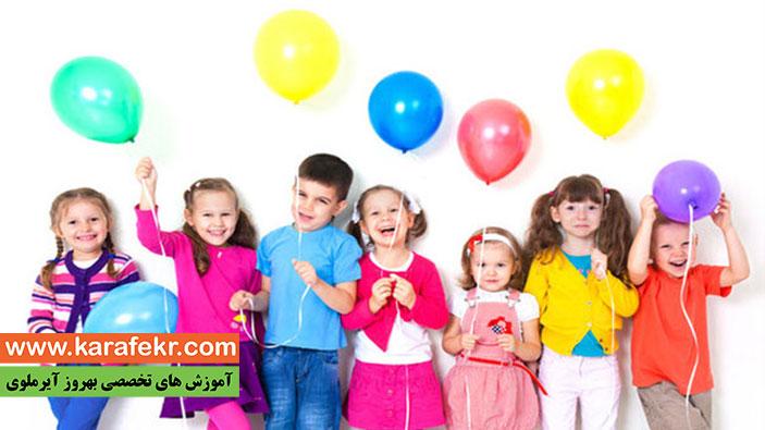 چگونه رفتار کودکم را بشناسم؟