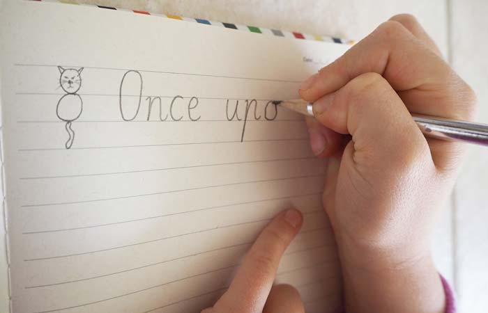 آموزش درست گرفتن مداد