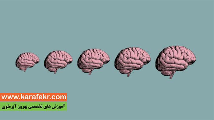 تکامل مغز کودکان