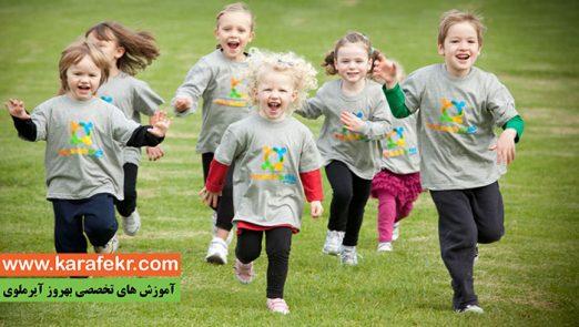 اهمیت بازی با کودکان