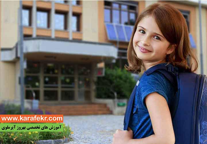 درمان استرس , استرس در کودکان