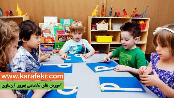 روش تدریس به کودکان