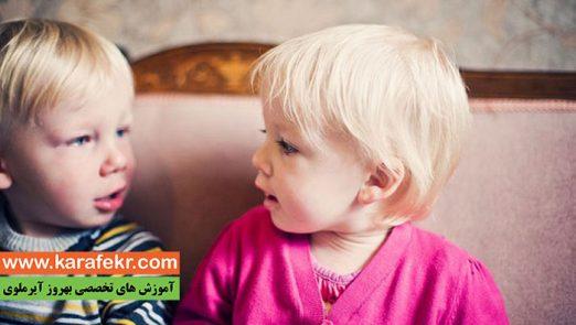صحبت کودک را قطع نکنید