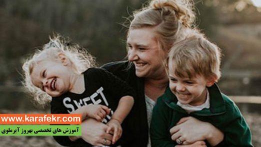 محبت بیش از حد به فرزندان