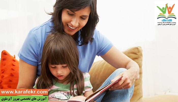 آموزش خواندن و نوشتن زبان انگلیسی به کودکان
